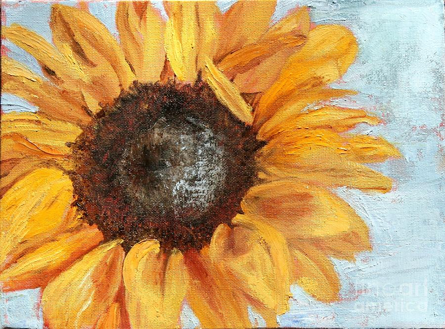 Catching Rays Painting  - Catching Rays Fine Art Print