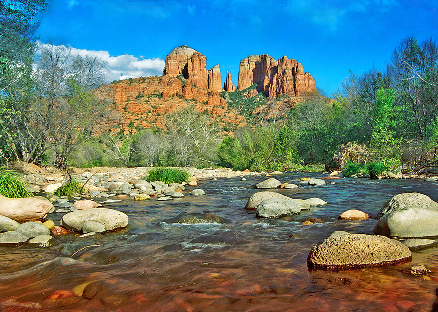 Cathedral Rock Sedona Photograph