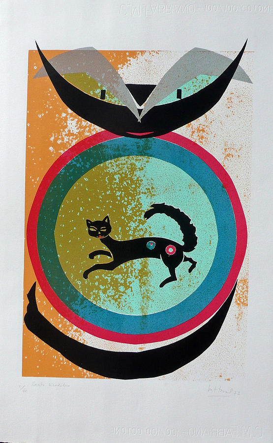 Cats II Painting