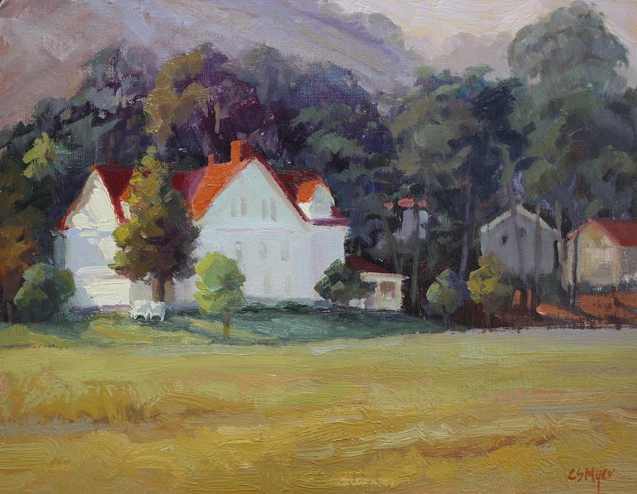 Cavallo Point Painting  - Cavallo Point Fine Art Print