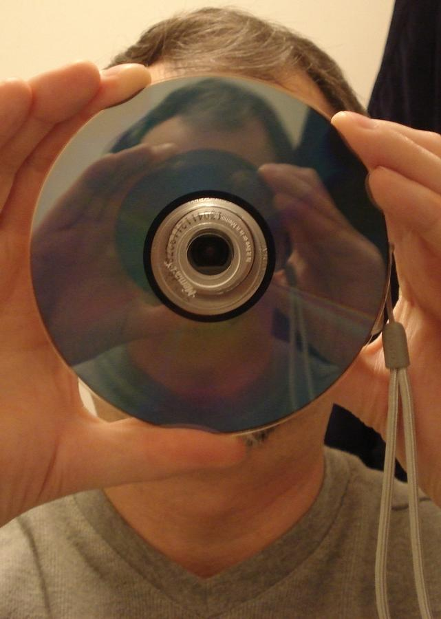 Cd Face Screen Photograph