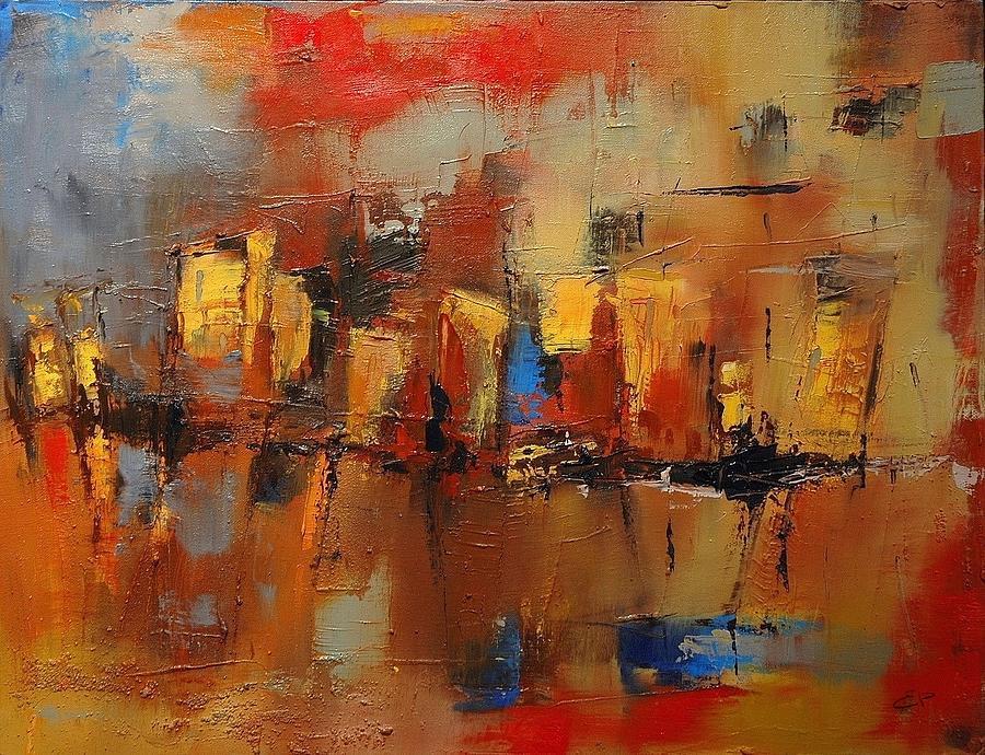 Cefalu Painting