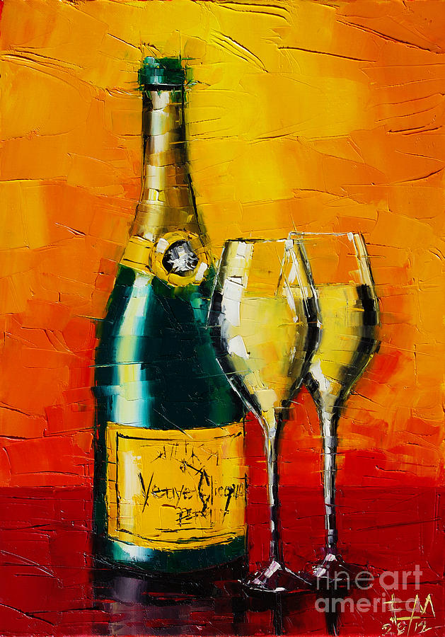 Celebration Time Painting  - Celebration Time Fine Art Print