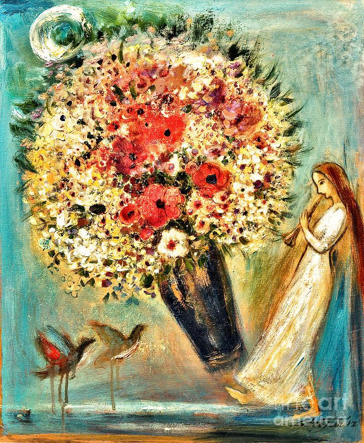 Celebration Vii Painting