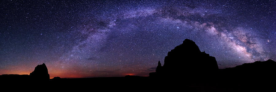 Celestial Arch Photograph