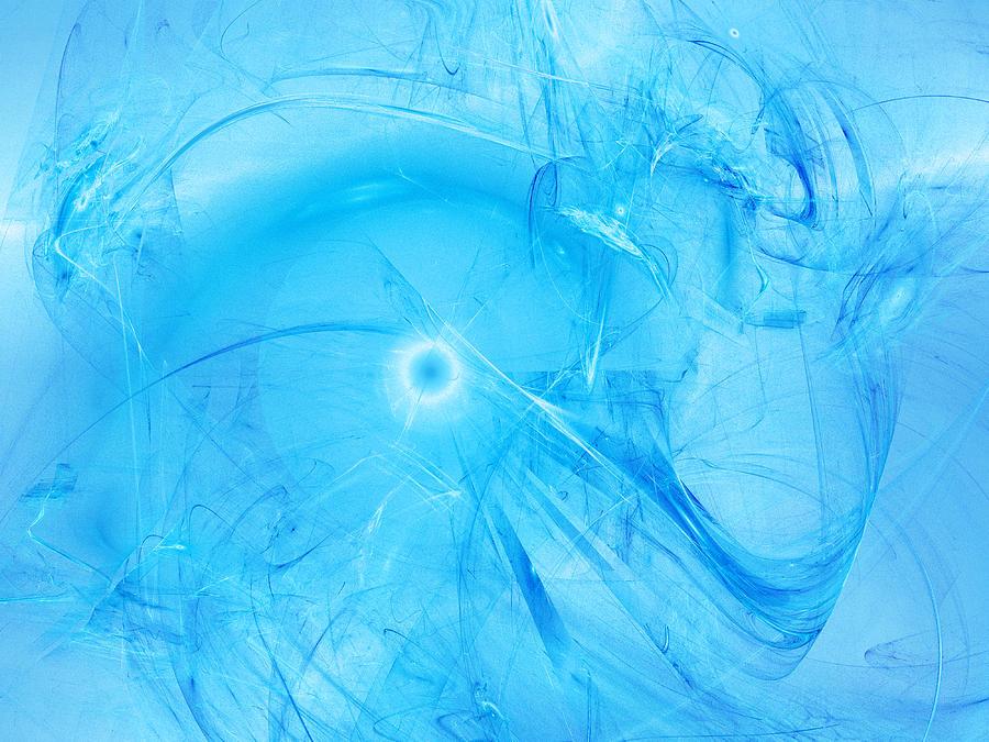 Celestial Intelligencer Digital Art