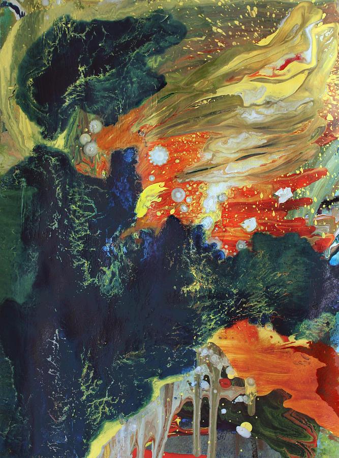 Celestial Landscape Painting