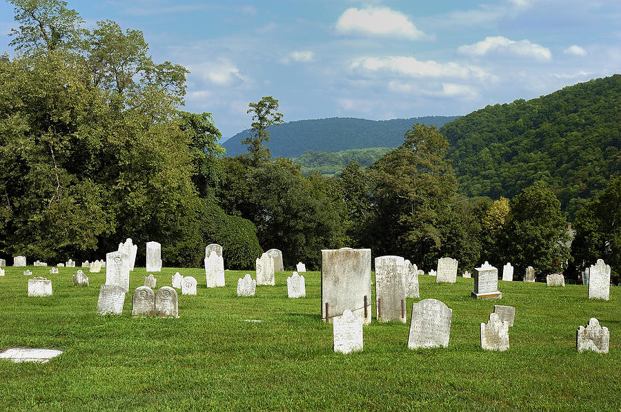 Cemetery At Harpers Ferry Photograph  - Cemetery At Harpers Ferry Fine Art Print