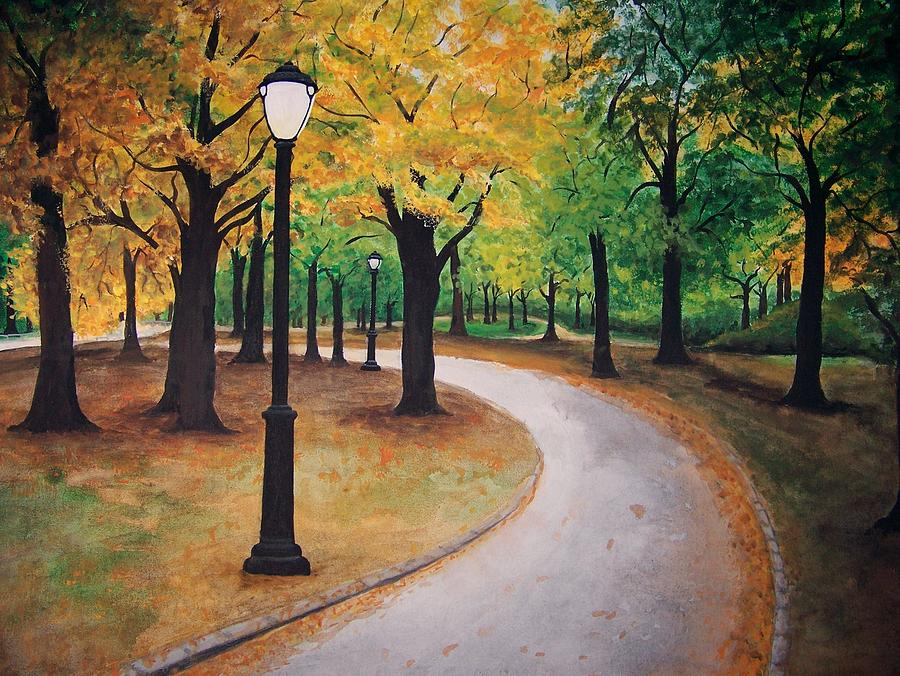 Park Painting