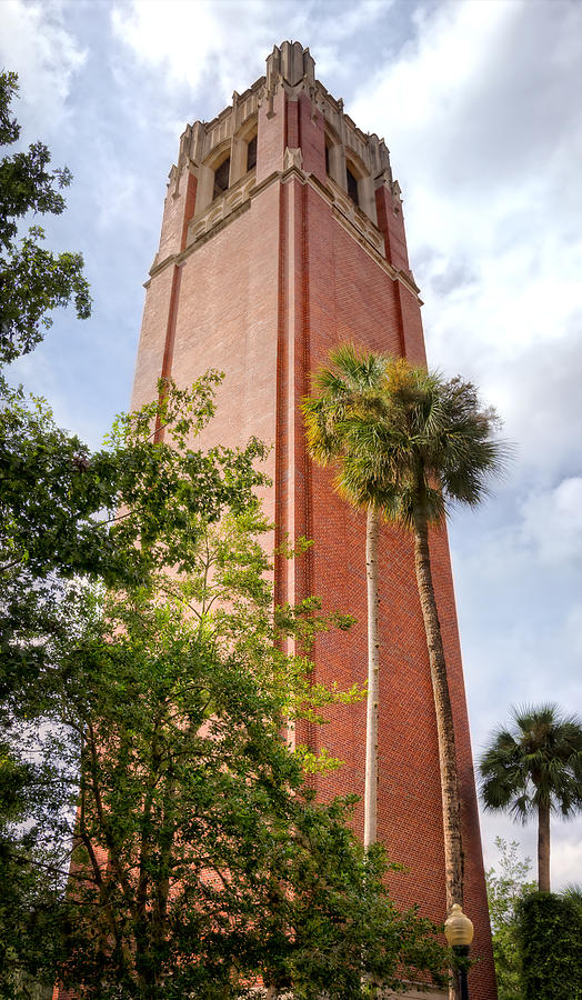 Century Tower Photograph  - Century Tower Fine Art Print