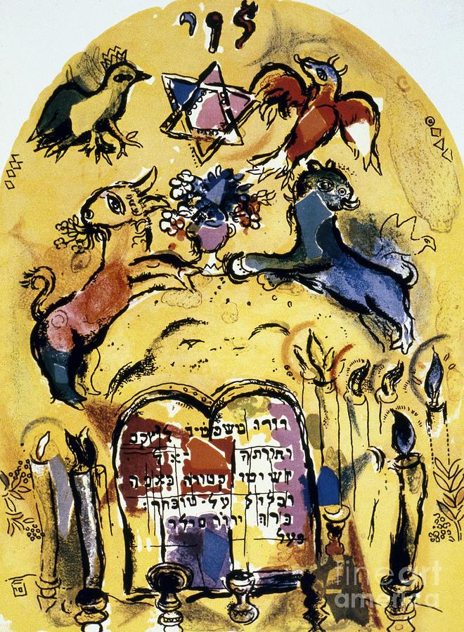 Chagall - Levi Photograph