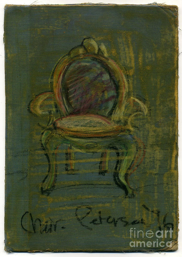 Chair Fetish 96 Painting