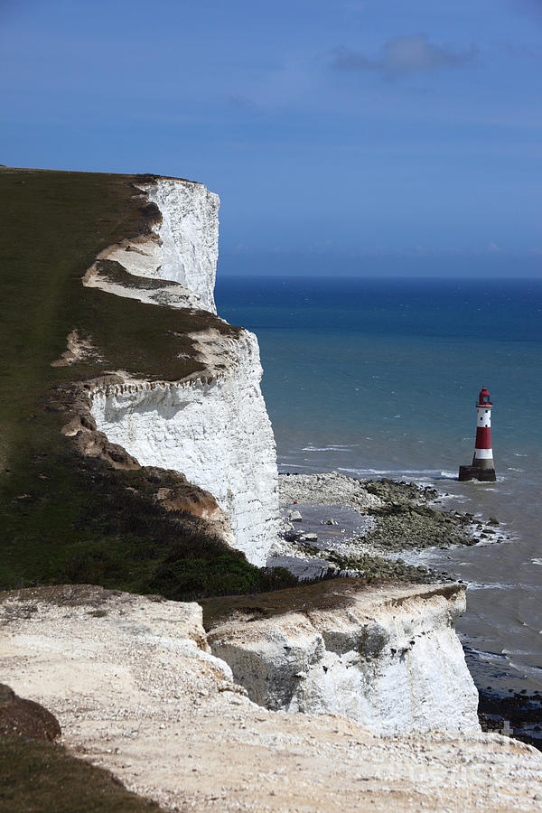 Chalk  Headlands Photograph