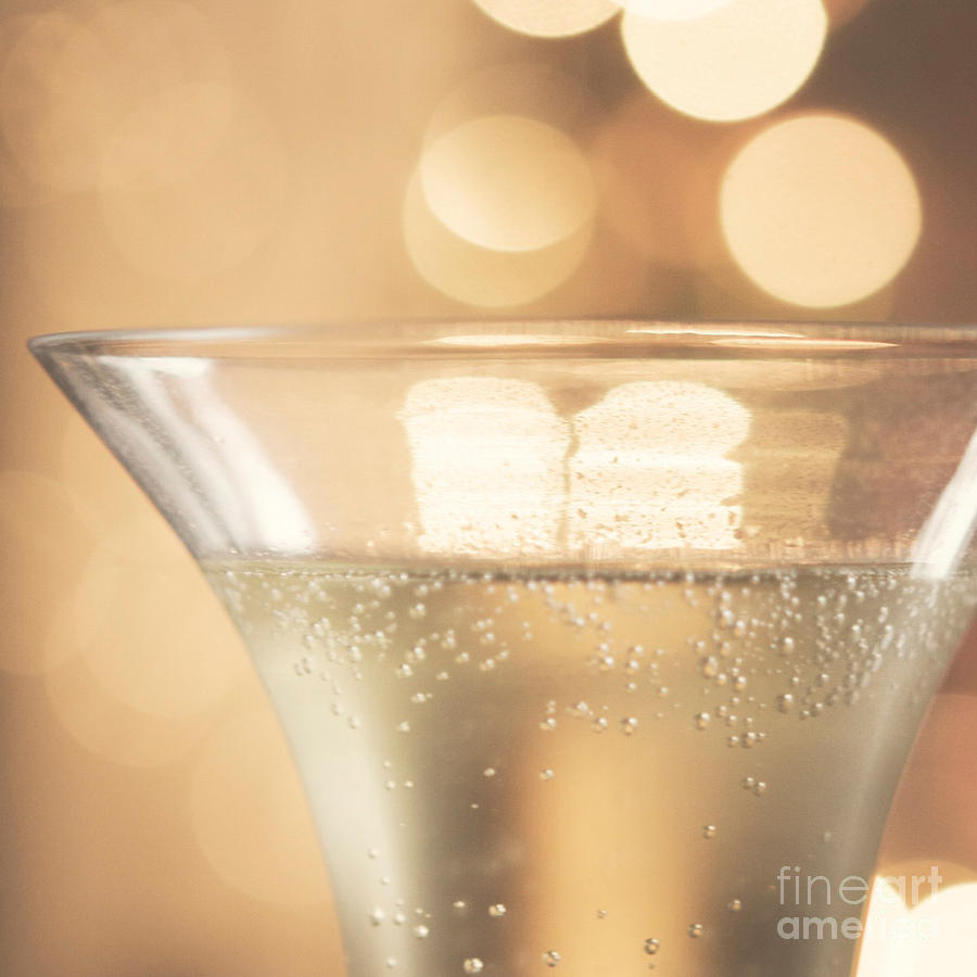 Champagne Celebration Photograph  - Champagne Celebration Fine Art Print
