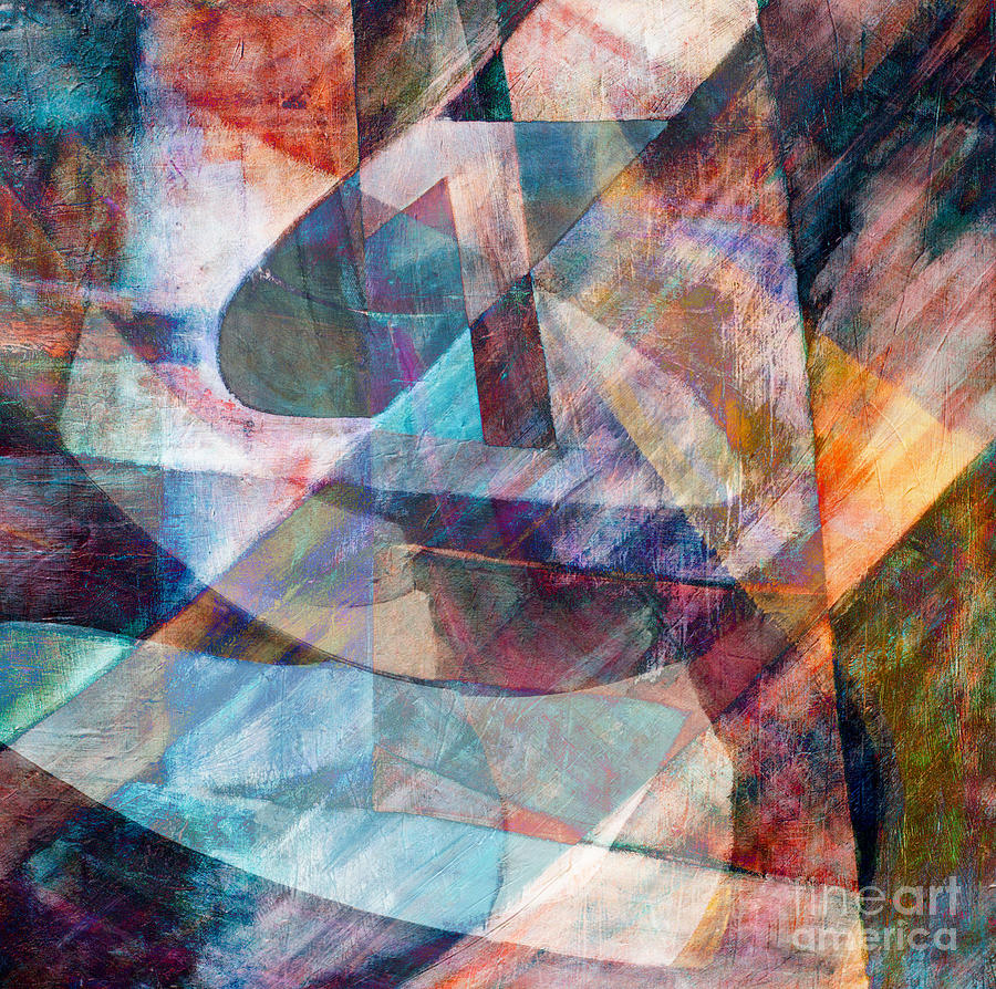 Changeup Digital Art  - Changeup Fine Art Print