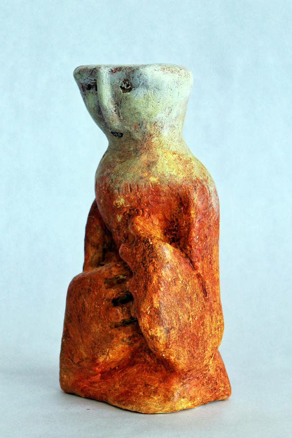 Charlatan No. 6 Sculpture  - Charlatan No. 6 Fine Art Print