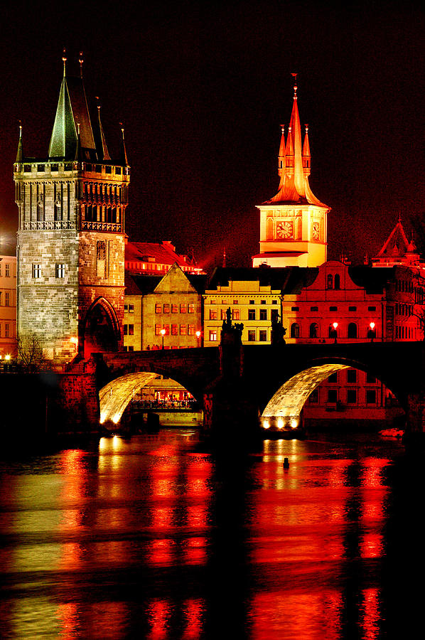 Charles Bridge Photograph