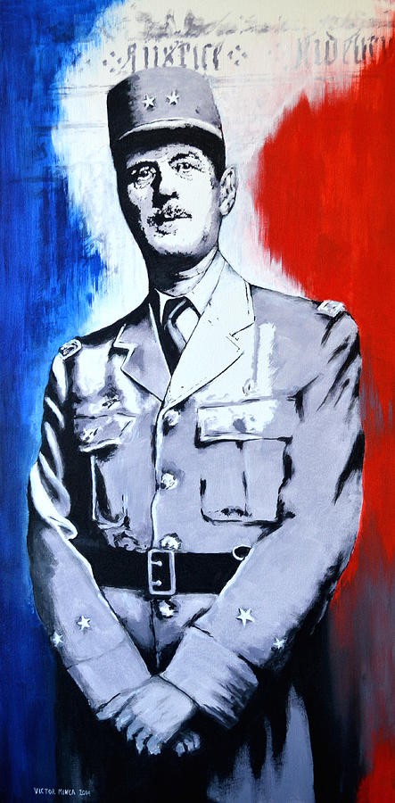 Шарль де голль и алжирская война