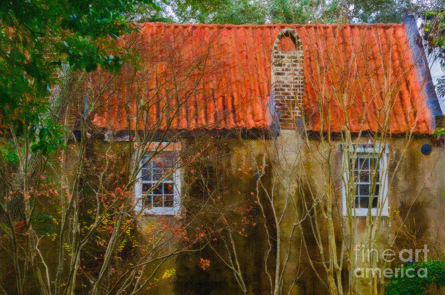 Charleston Carriage House Photograph