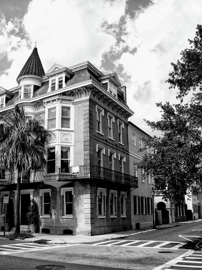Charleston Corner Charleston Sc Photograph