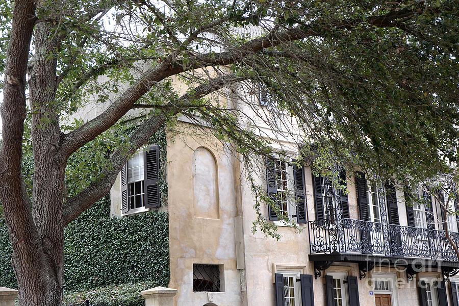 Charleston South Carolina Historic Victorian Homes