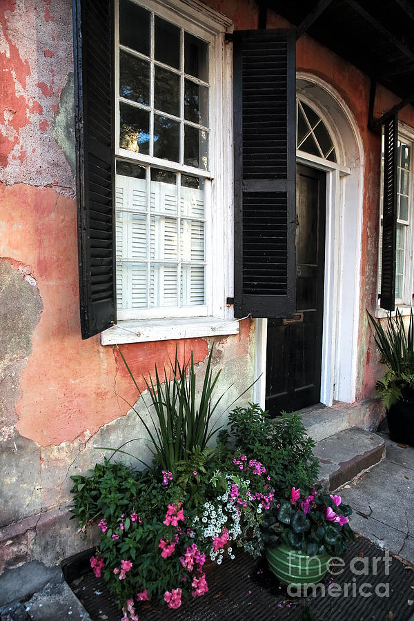 Charleston Welcome Photograph  - Charleston Welcome Fine Art Print