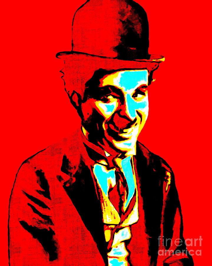 Charlie Chaplin 20130212 Photograph
