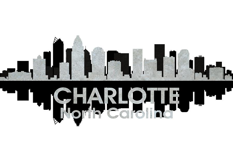 Charlotte Nc 4 Mixed Media