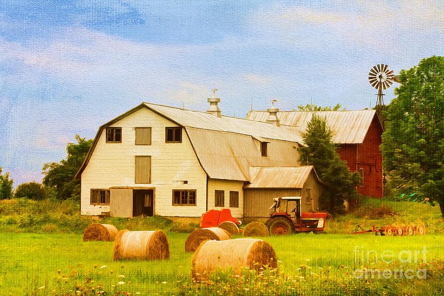 Charlotte Vermont Gem Photograph