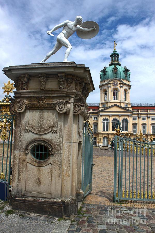 Charlotteburg Palace Photograph