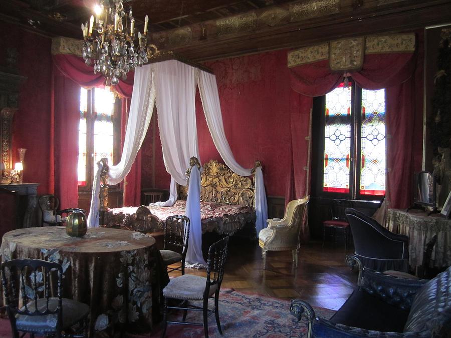 Chateau De Cormatin Photograph