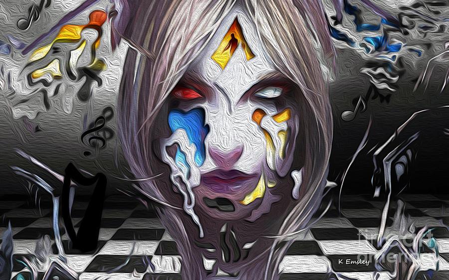 Checkmate-hd Digital Art - Checkmate-hd by Karl Emsley