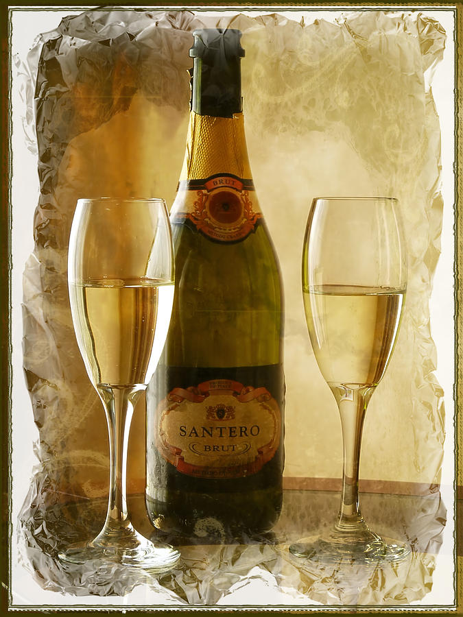 Holiday Photograph - Cheers by Lucinda Walter