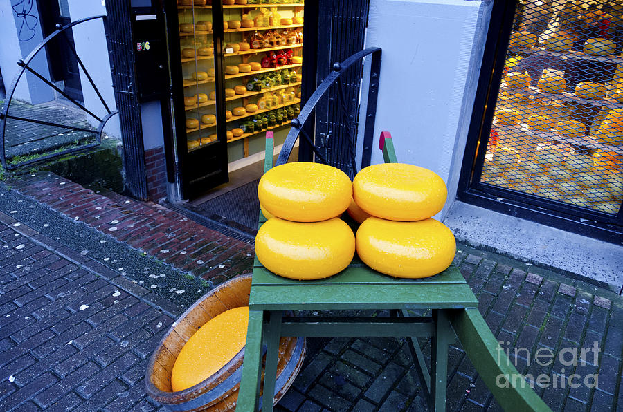 Cheese Digital Art