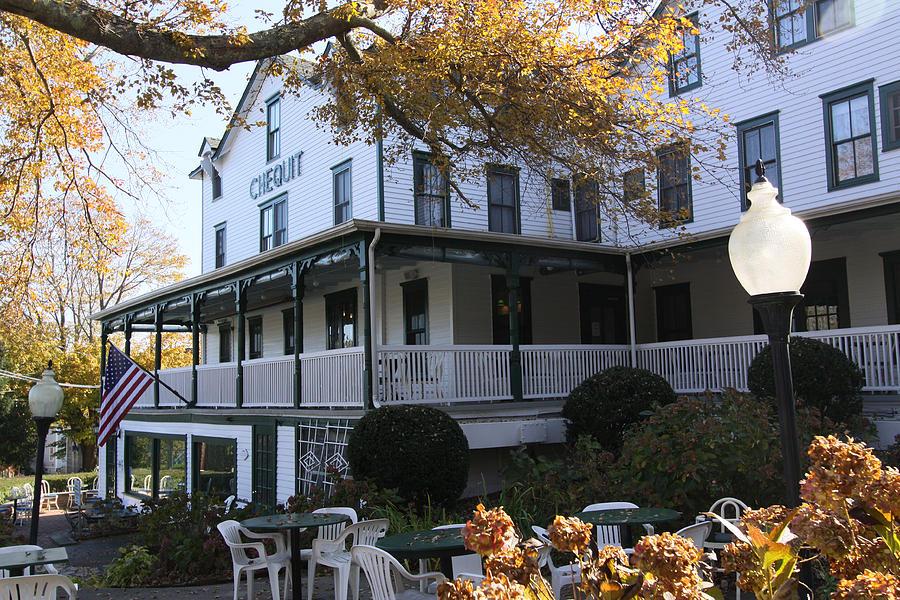 Chequit Inn Restaurant Shelter Island