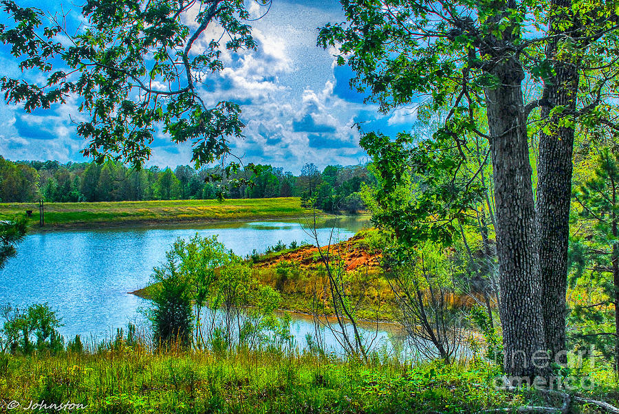 Cherokee Lake Tennessee  Photograph  - Cherokee Lake Tennessee  Fine Art Print