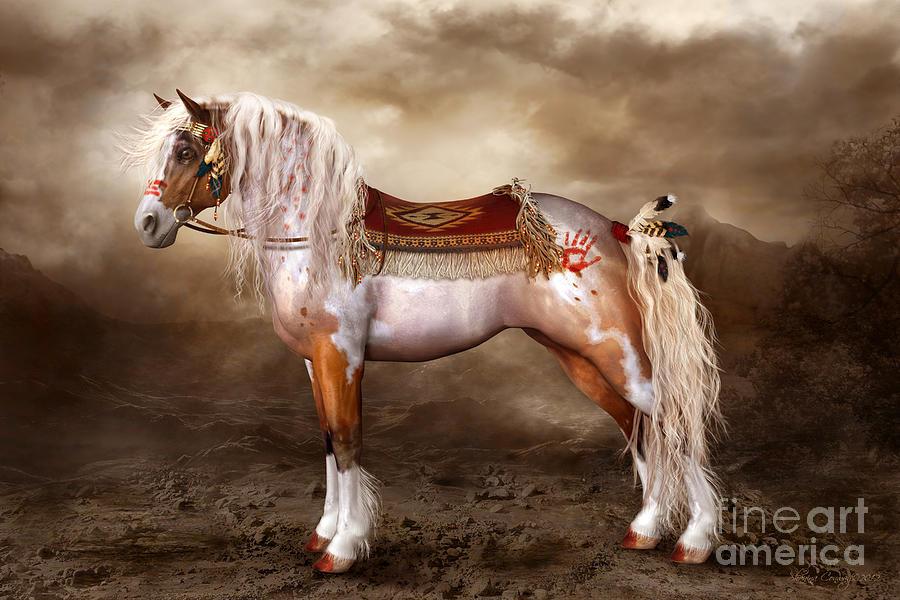 Native American Spirit Horse Quotes Quotesgram