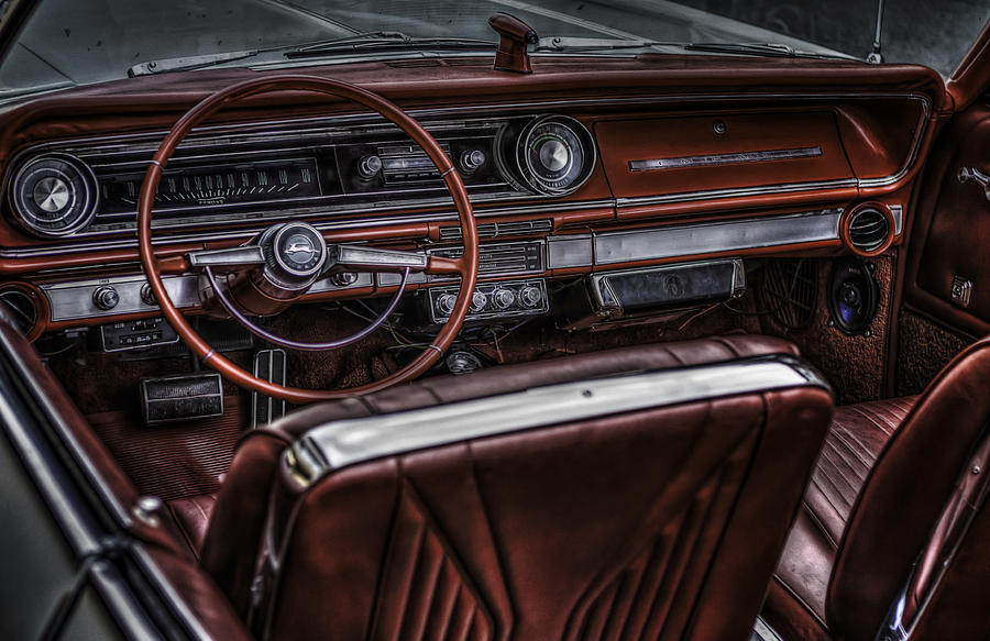 Chevrolet Impala Interior Photograph