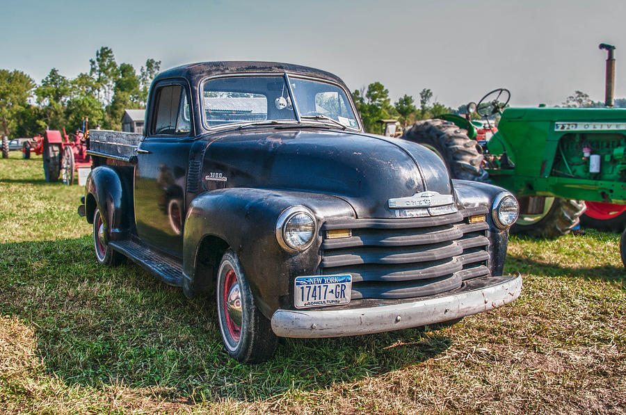 Chevy 1100 Photograph  - Chevy 1100 Fine Art Print