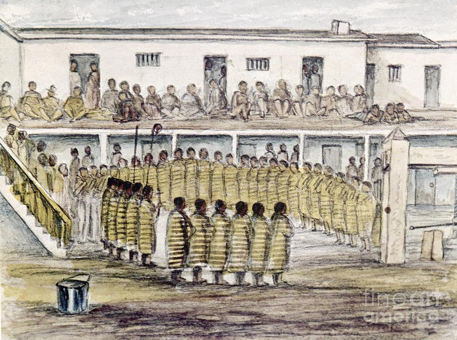 Cheyenne Dance 1845 Painting
