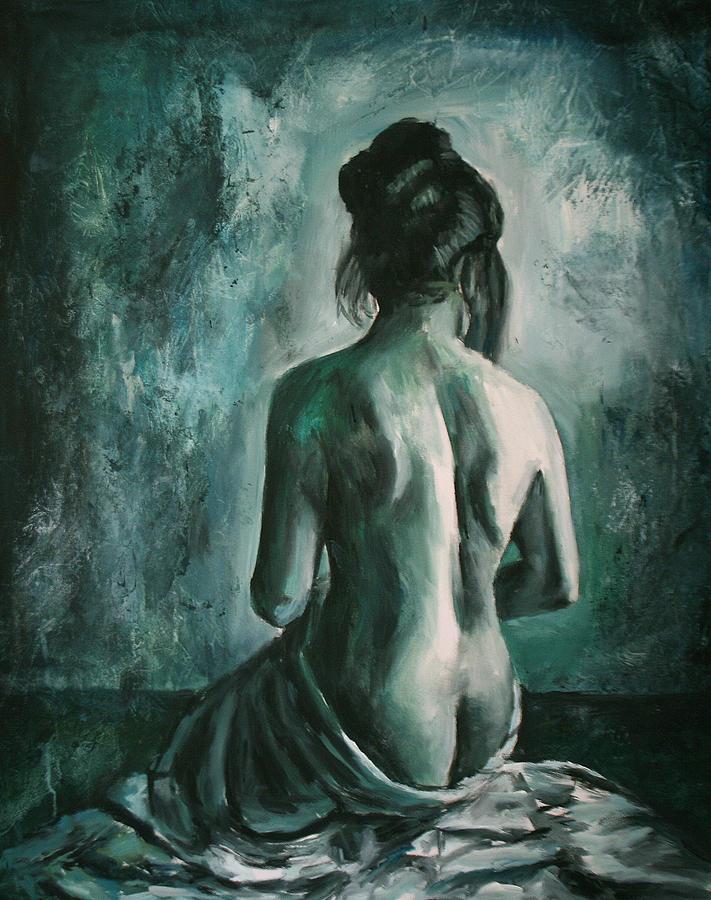 Chiaro Di Luna Painting