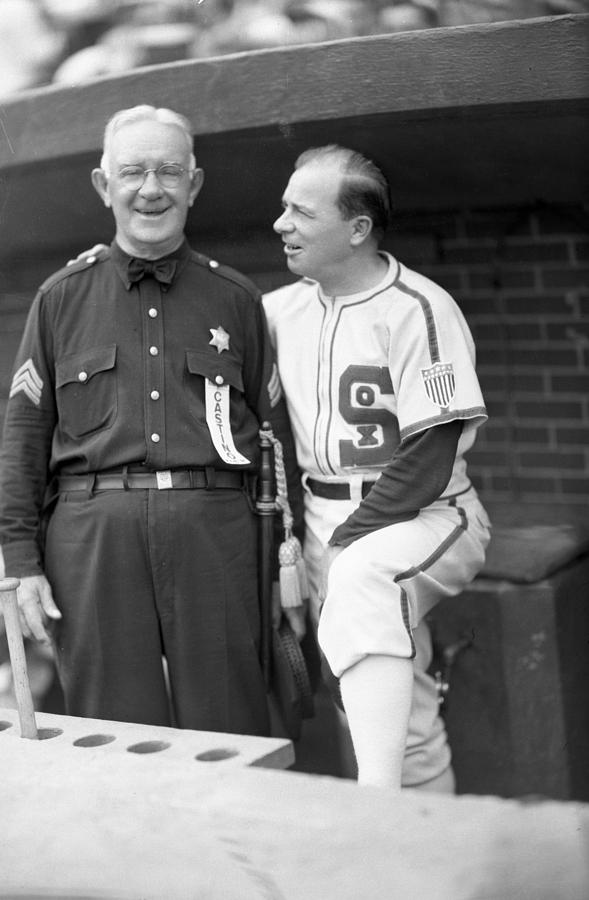 George Photograph - Chicago White Sox by Retro Images Archive
