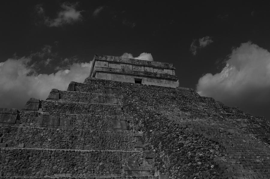 Chichen Itza Mayan Ruins  Photograph