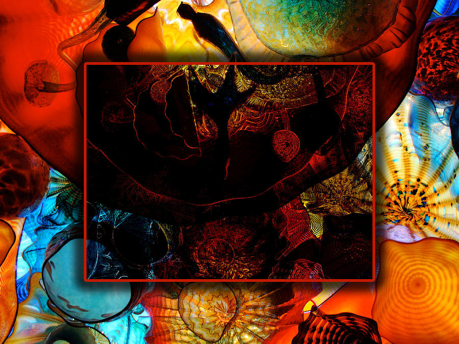 Chihuly Digital Art