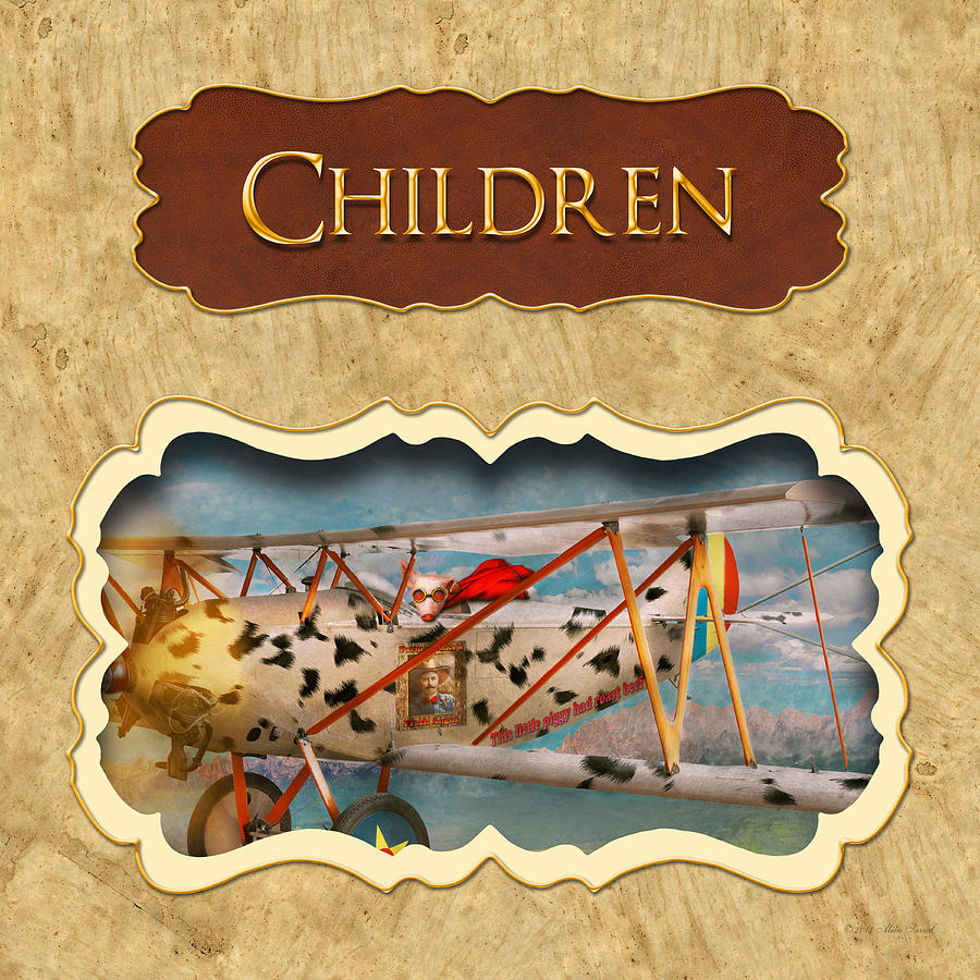 Children Button Photograph  - Children Button Fine Art Print