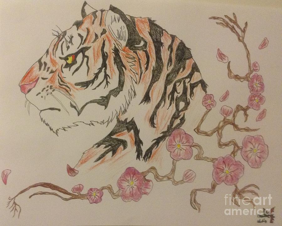 China Beauty Drawing