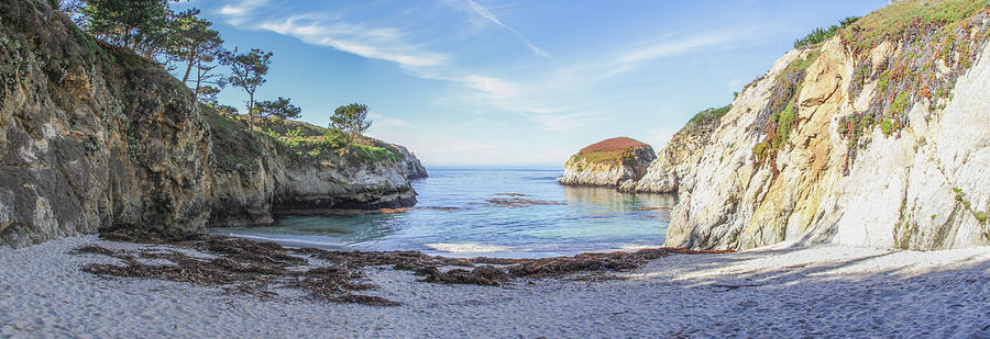 China Cove Point Lobos Photograph  - China Cove Point Lobos Fine Art Print