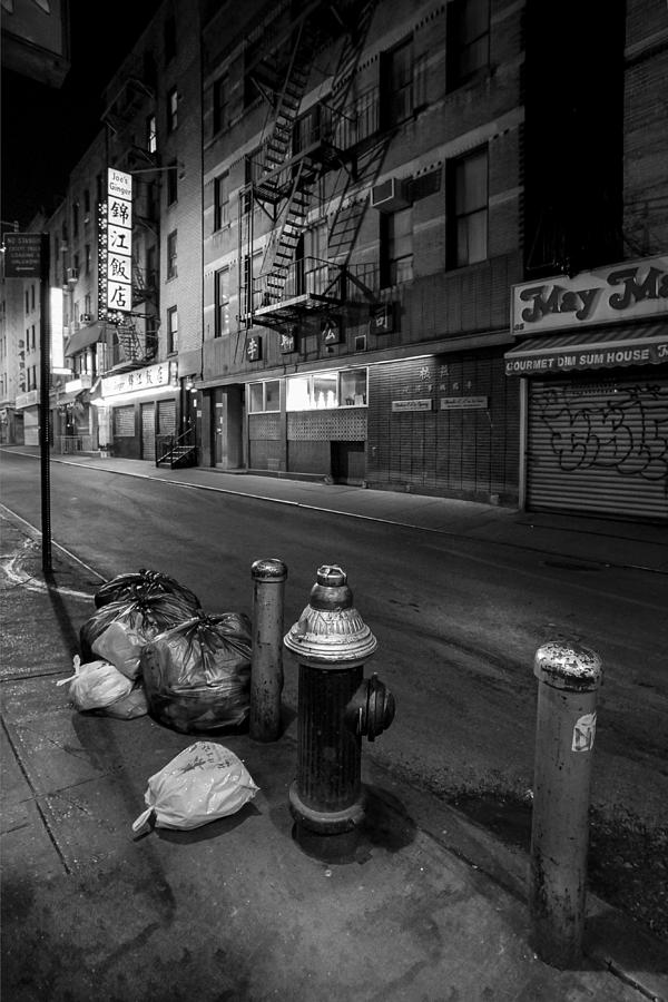 Chinatown New York City - Joes Ginger On Pell Street Photograph