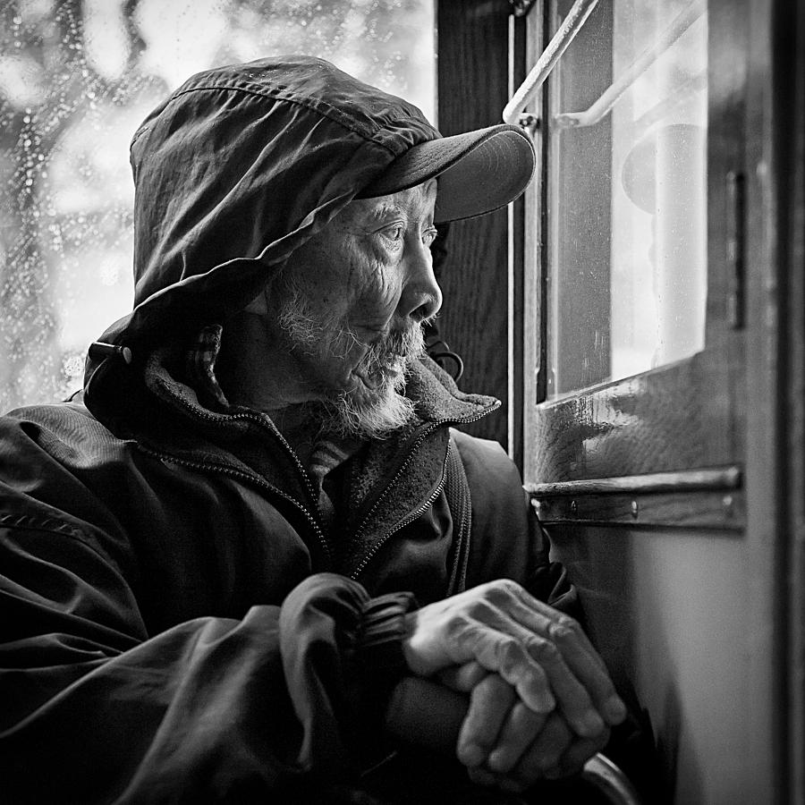 Chinese Man Photograph