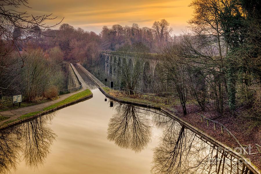 Chirk Aqueduct Photograph